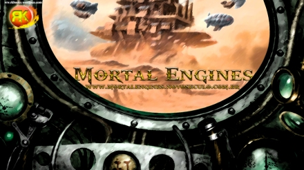 Wall Mortal Engines