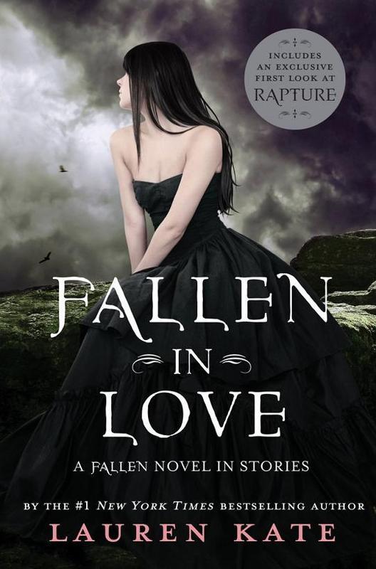 Fallen in Love - Capa - Lauren Kate