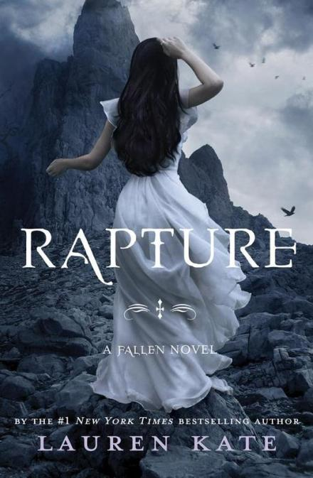 Rapture Cover - Fallen Series - Lauren Kate