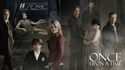 Wallpaper Once Upon a Time
